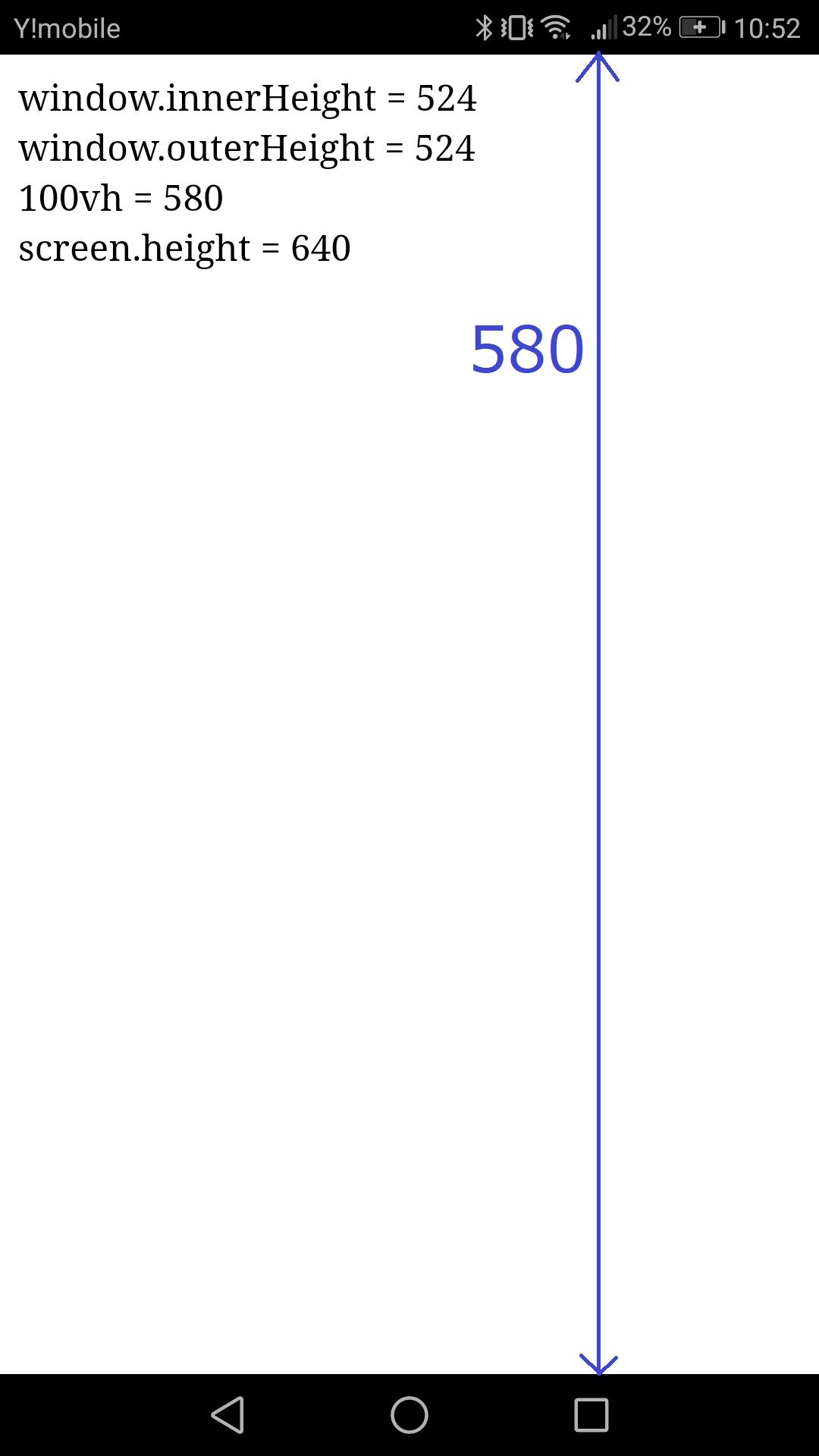 画面の高さ(height)について | 株式会社WEBインレット